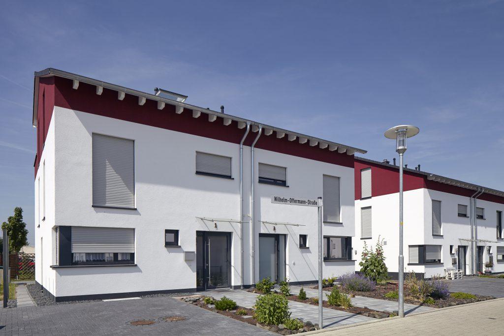 Doppelhaushälften in Meckenheim