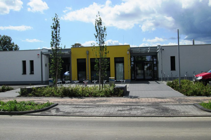 Errichtung einer Kindertagesstätte