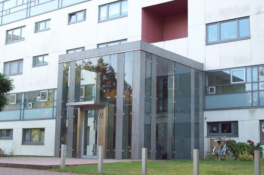 Neubau Eingangshalle